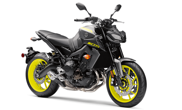 2019 Yamaha Mt 09 Hyper Naked Motorcycle Model Home