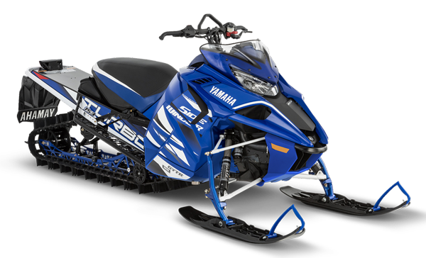 Yamaha mountain snowmobiles for Yamaha snow mobiles