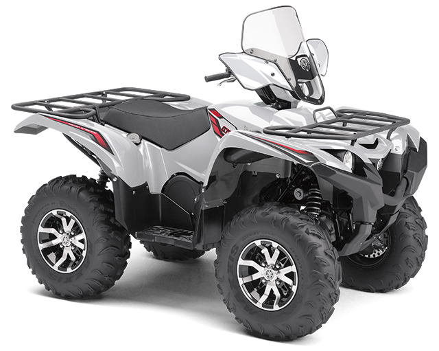 Yamaha Grizzly EPS LE