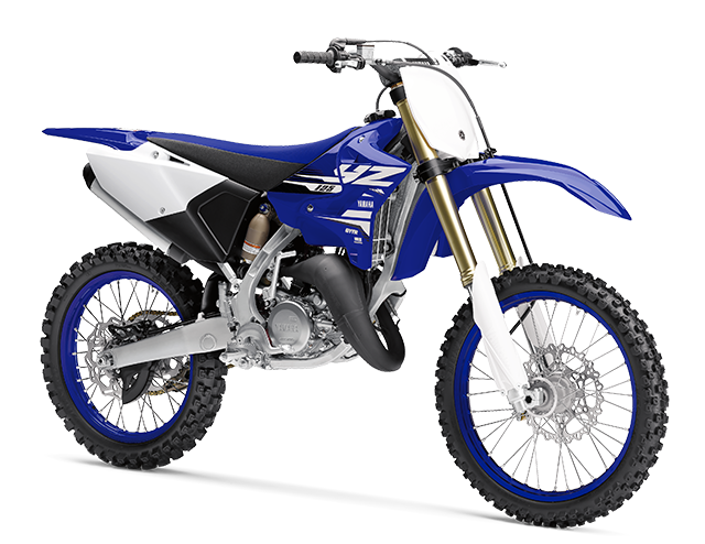 2018 Yamaha Yz125 Motocross Motorcycle Specs Prices