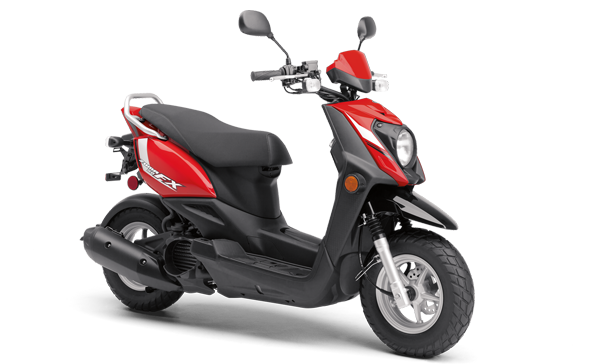 Small Engine Scooters : Yamaha scooters