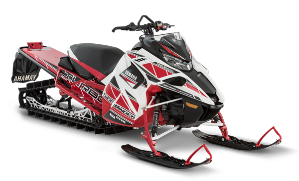 Yamaha mountain snowmobiles for 2018 yamaha snowmobiles