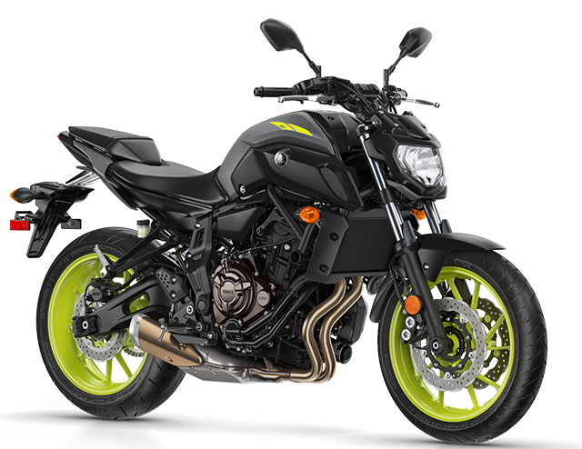 2018 yamaha mt 07 hyper naked motorcycle specs prices. Black Bedroom Furniture Sets. Home Design Ideas