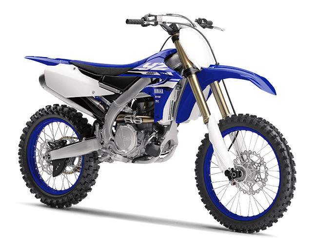 2018 Yamaha YZ450F Motocross Motorcycle - Specs, Prices