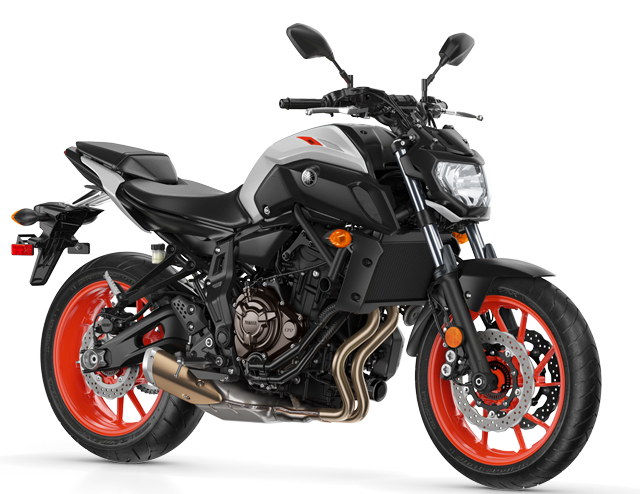 2019 Yamaha Mt 07 Hyper Naked Motorcycle Model Home