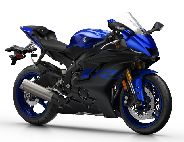 2019 Yamaha YZF-R6 Supersport Motorcycle - Model Home