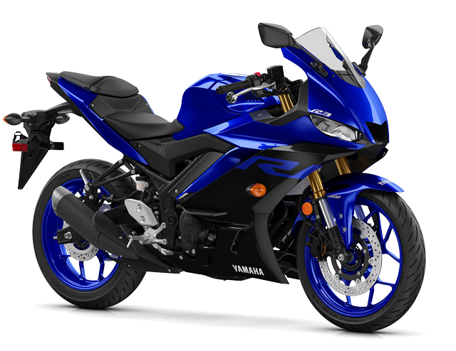 2019 Yamaha Yzf R3 Supersport Motorcycle Model Home