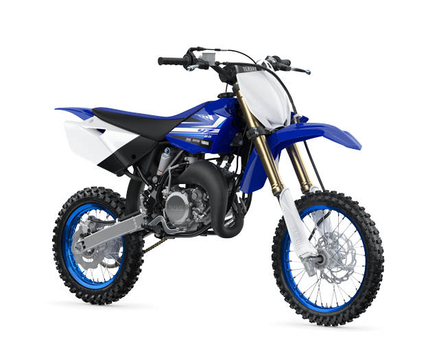 2020 Yamaha YZ85 Motocross Motorcycle - Model Home