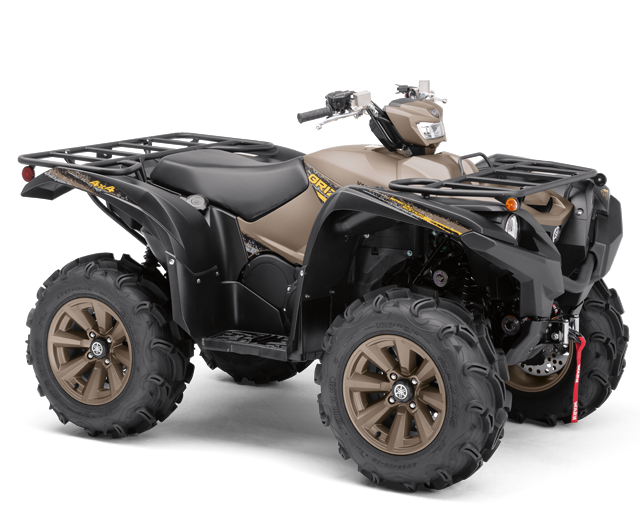 2020 Grizzly EPS XT-R