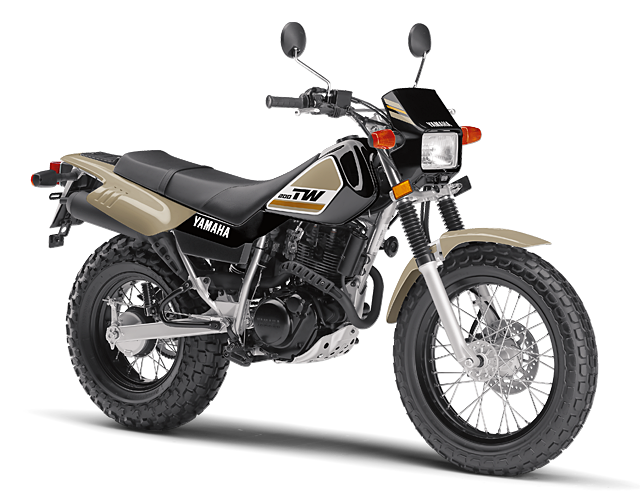 2020 Yamaha Tw200 Dual Sport Motorcycle Model Home