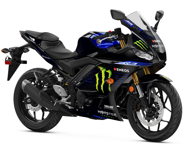 2020 Yamaha YZF-R3 Monster Energy Yamaha MotoGP Edition