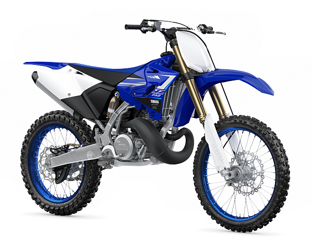 2020 Yamaha YZ250 Motocross Motorcycle - Model Home