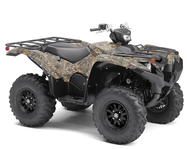 2021 Yamaha Grizzly Eps Utility Atv Model Home