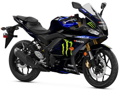2021 YZF-R3 Monster Energy Yamaha MotoGP Edition