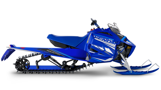 2021 Yamaha SXVenom Mountain