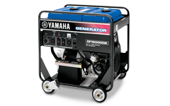 Yamaha portable generator for Honda vs yamaha generator