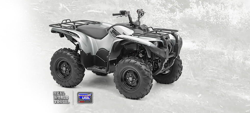 2015 bigger yamaha grizzly autos post for Yamaha kodiak 700 top speed