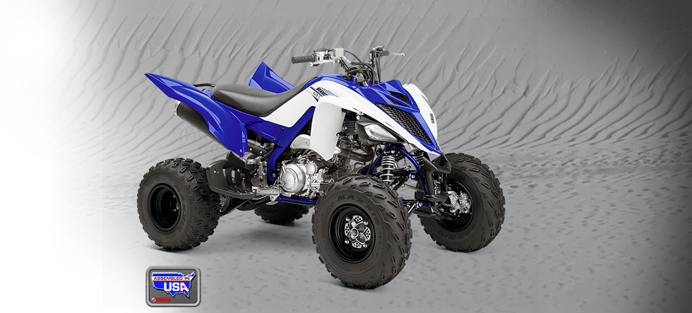 Raptor 700r Side Pic