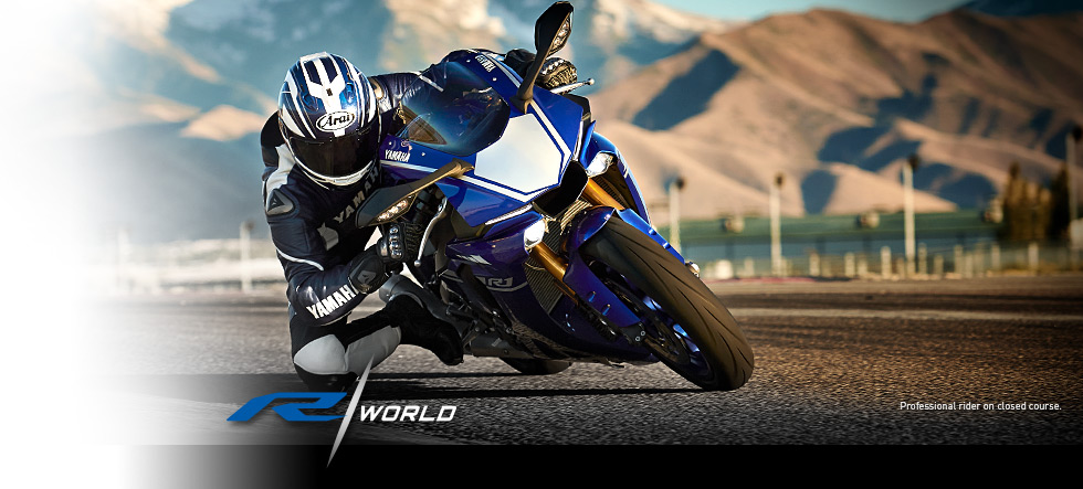2017 Yamaha YZF R1 Supersport Motorcycle