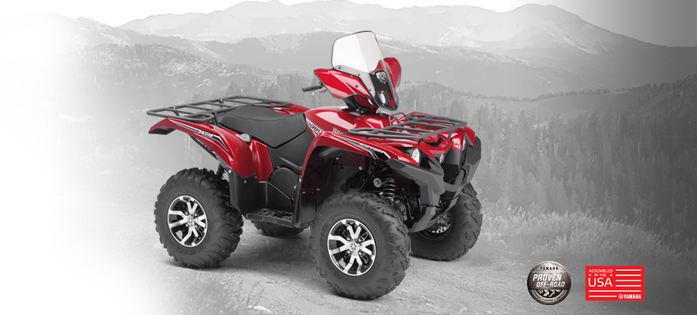 2017 Yamaha Grizzly-Eps-Le