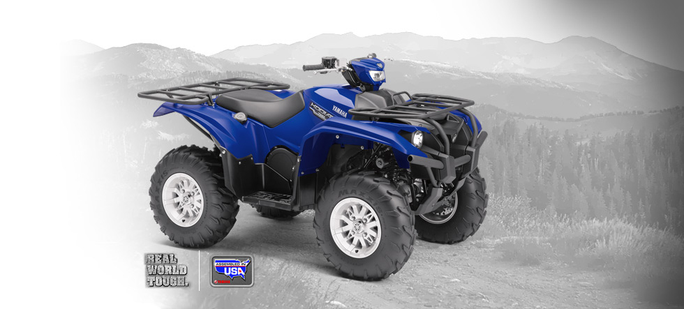 2017 yamaha kodiak 700 eps utility atv model home for Yamaha parts dealer near me