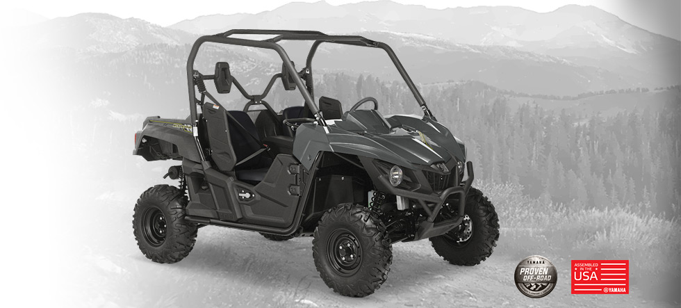 2018 yamaha wolverine recreation side by side model home for Yamaha side by sides