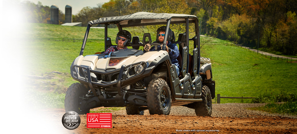 2018 Yamaha Viking-Vi-Eps-Ranch-Edition