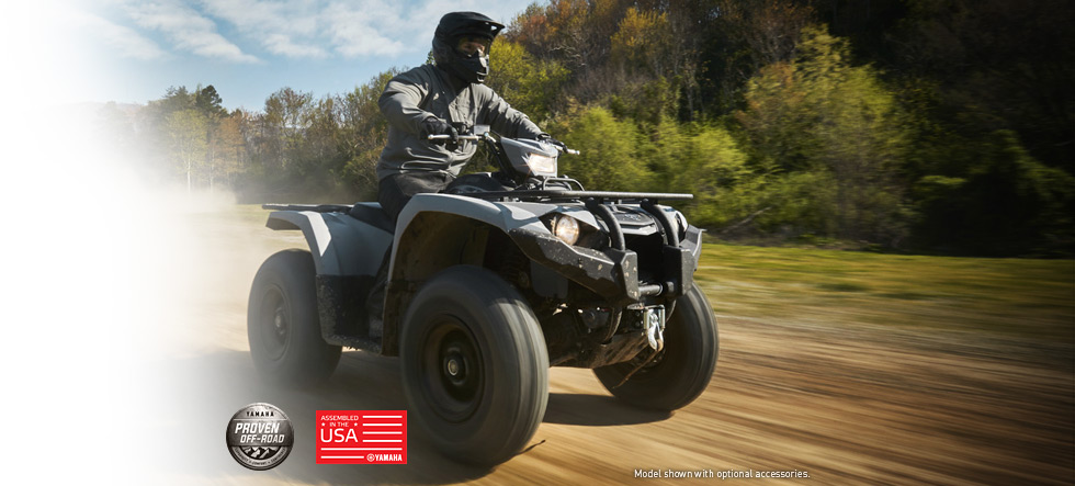2018 Yamaha Kodiak-450-Eps