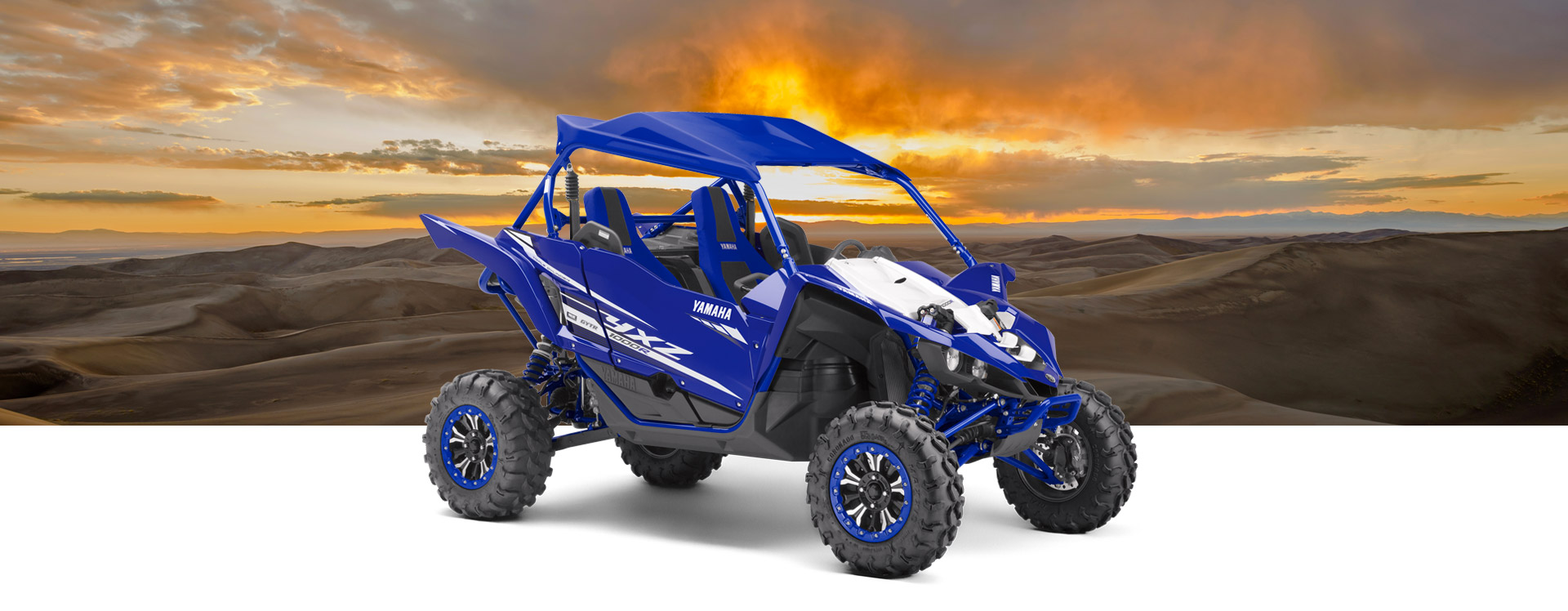2018 Yamaha YXZ1000R SE Pure Sport Side-by-Side - Model Home