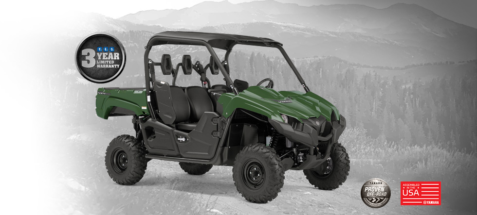 2018 Yamaha Viking Utility Side By Side Model Home
