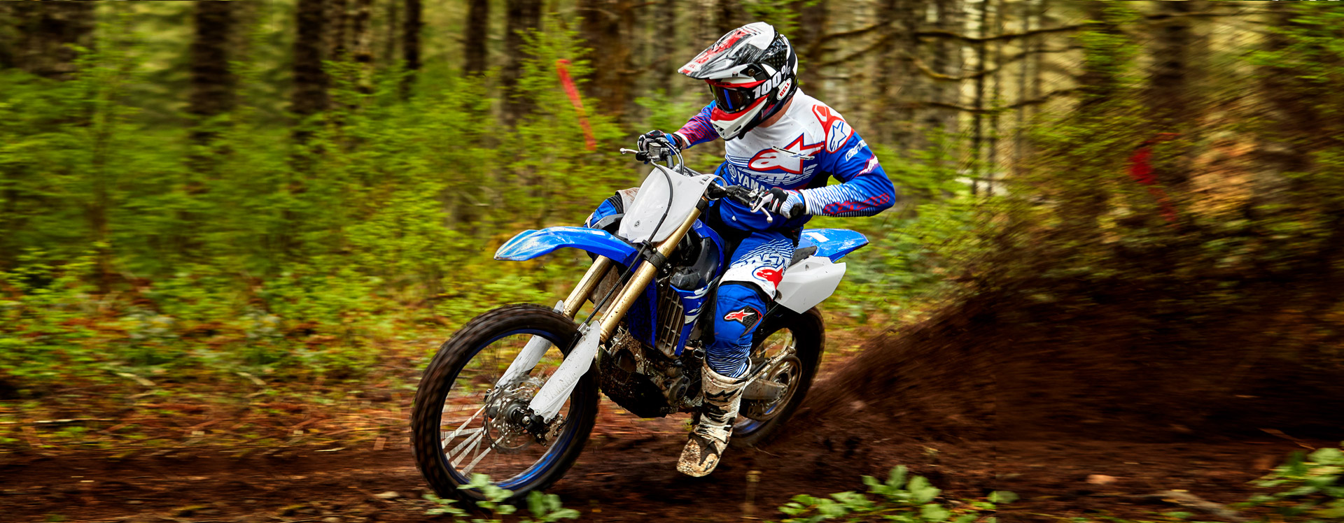 2018 Yamaha YZ250FX Cross Country Motorcycle - Model Home