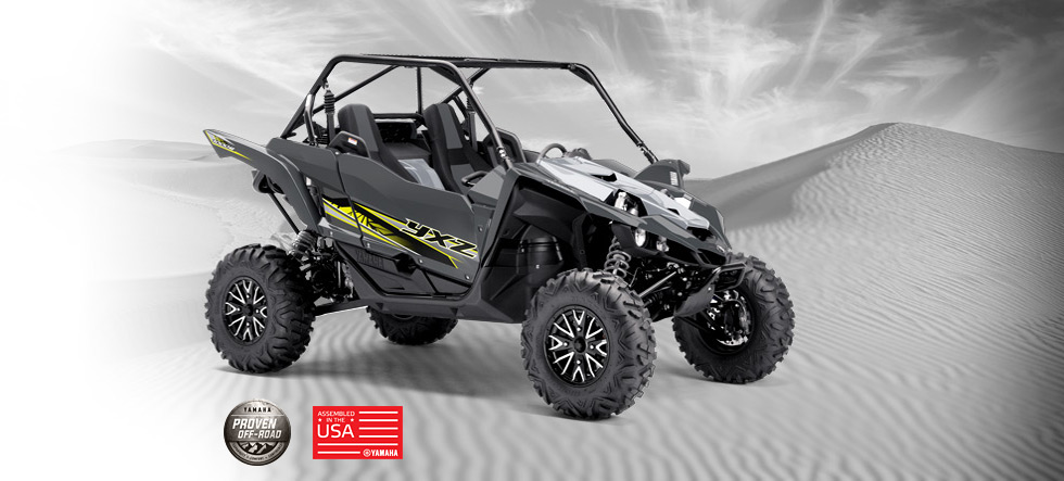 2019 Yamaha Yxz1000r Pure Sport Side By Side Model Home