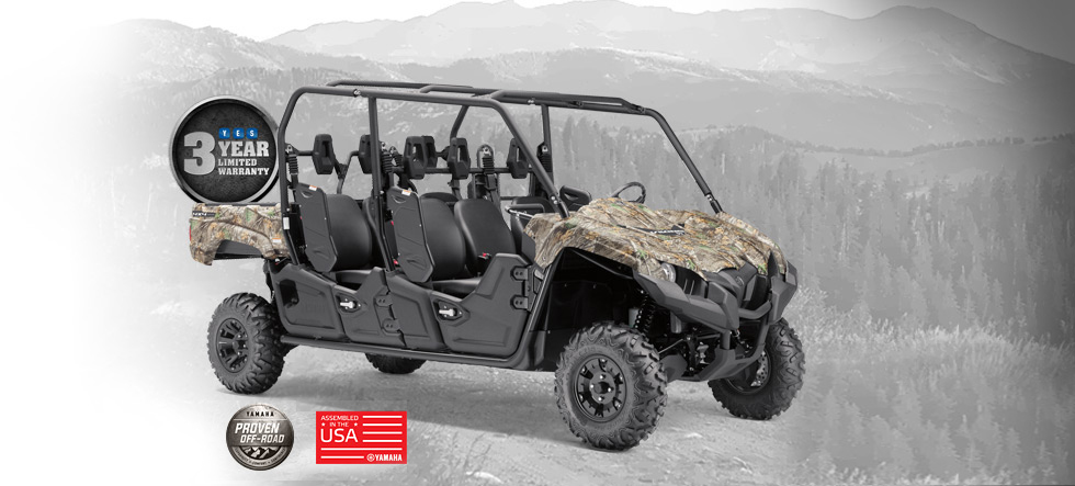 2019 Yamaha Viking Vi Eps Utility Side By Side Model Home