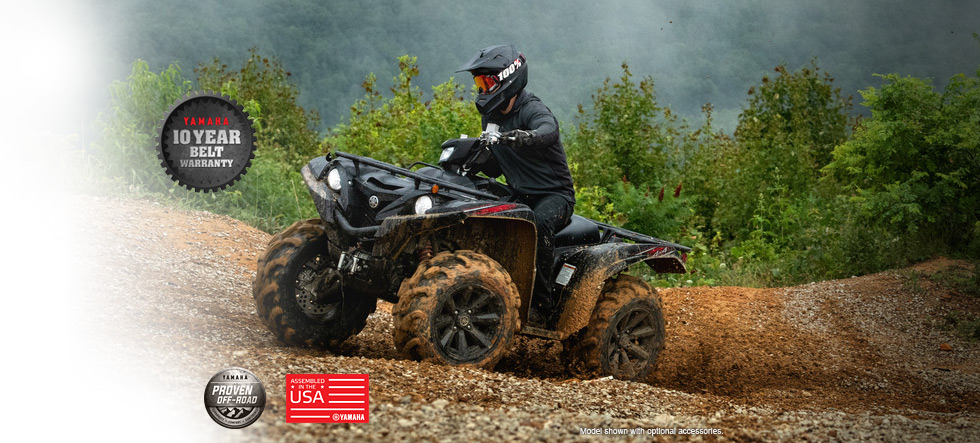 2019 Yamaha Grizzly-Eps-Se