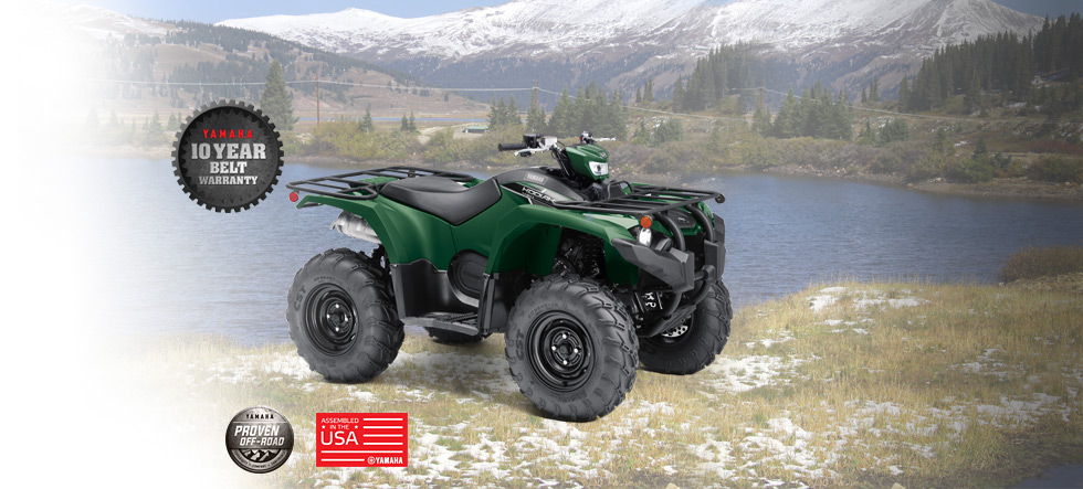 2019 Yamaha Kodiak-450-Eps