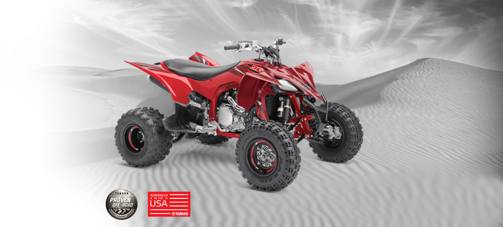 2019 Yamaha YFZ450R SE Sport ATV - Model Home