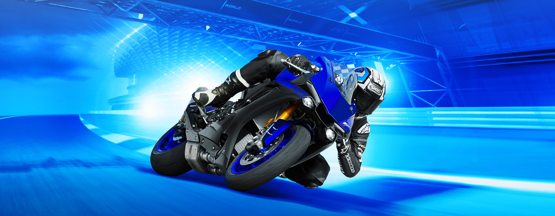 2019 Yamaha Yzf R1 Supersport Motorcycle Model Home