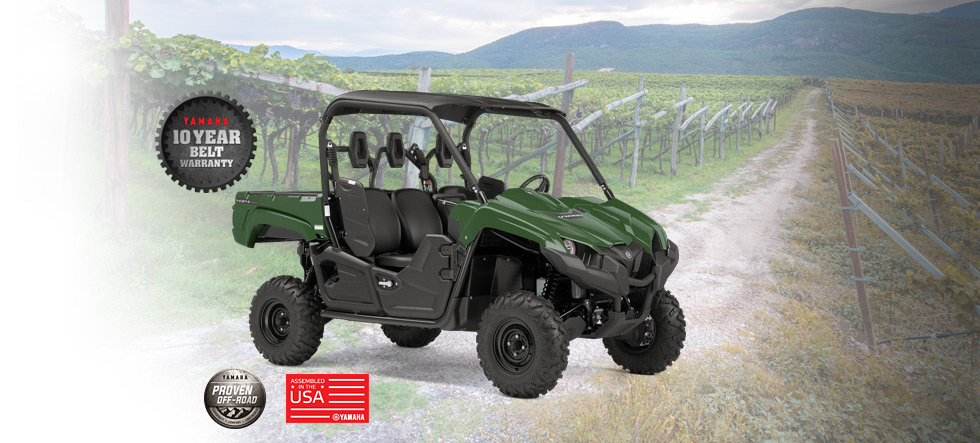 2019 Yamaha Viking Utility Side By Side Model Home