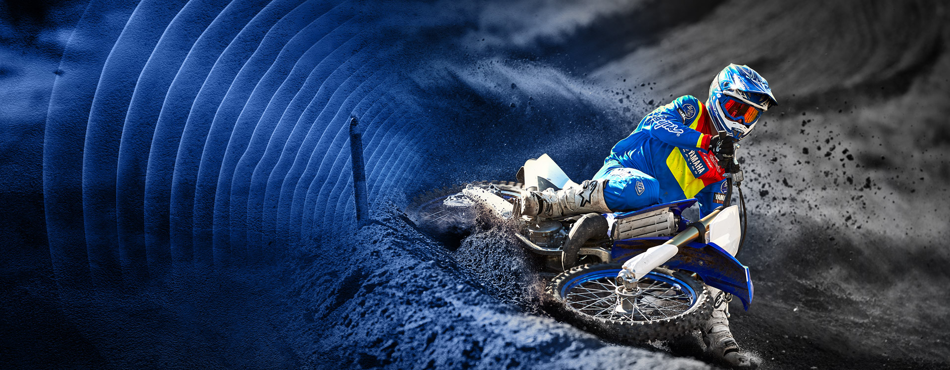 2020 Yamaha YZ125 Motocross Motorcycle - Model Home