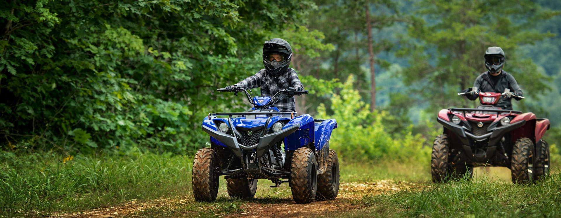 2020 Yamaha Grizzly-90