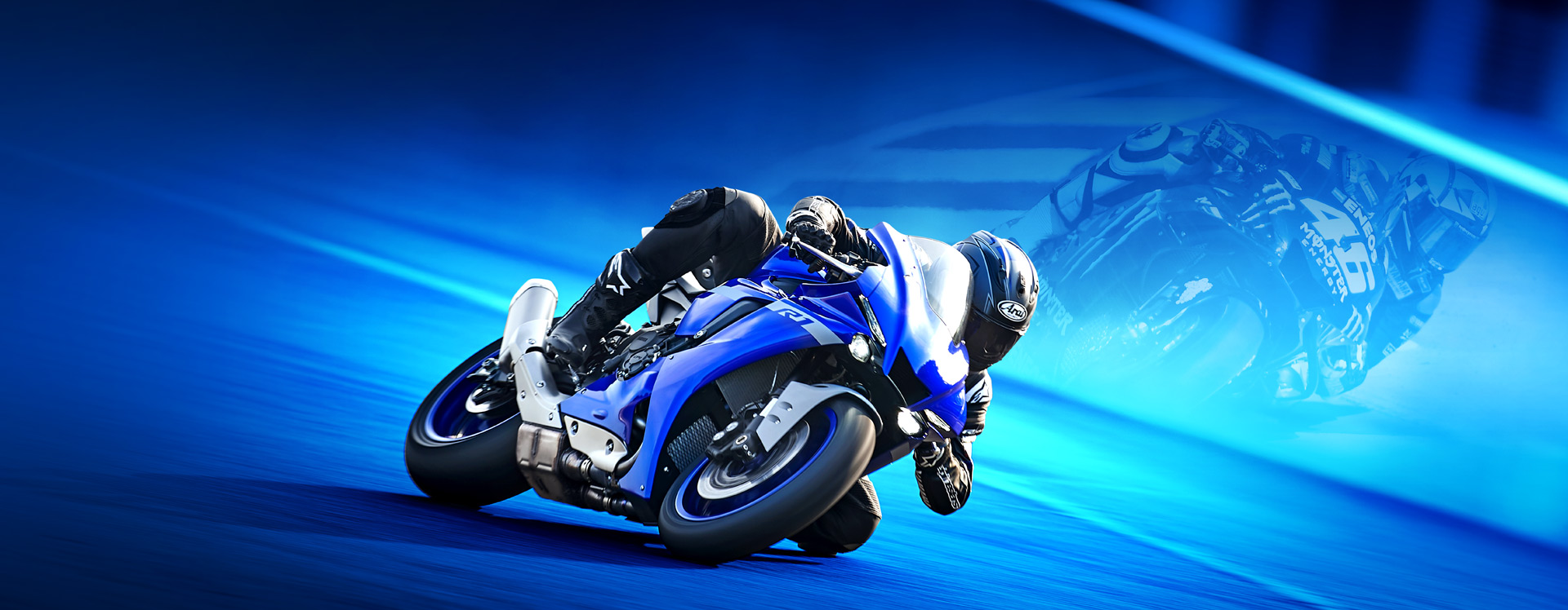 2020 Yamaha Yzf R1 Supersport Motorcycle Model Home
