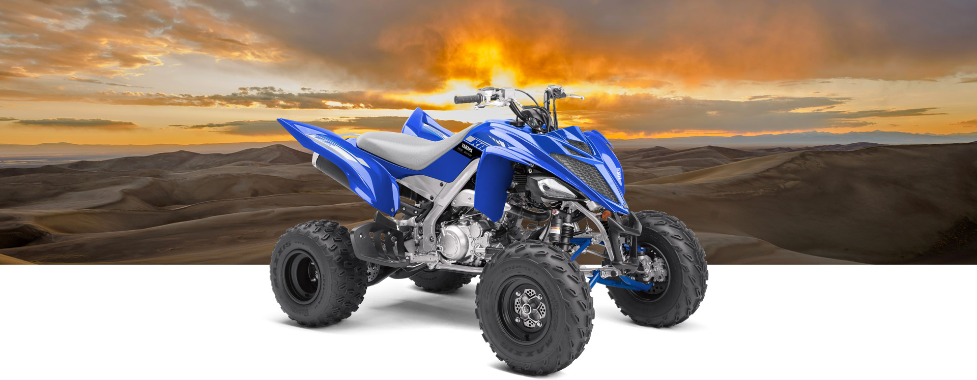 2020 Yamaha Raptor 700r Sport Atv Model Home