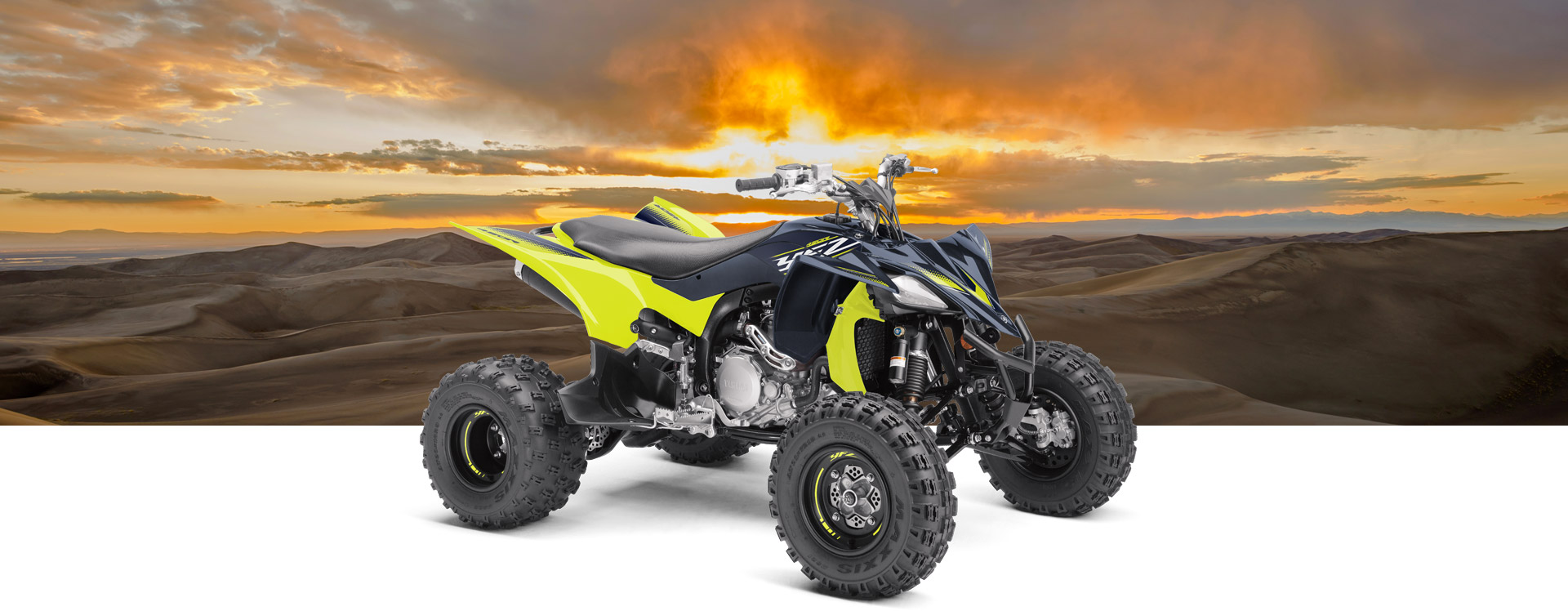 2020 Yamaha YFZ450R SE Sport ATV - Model Home
