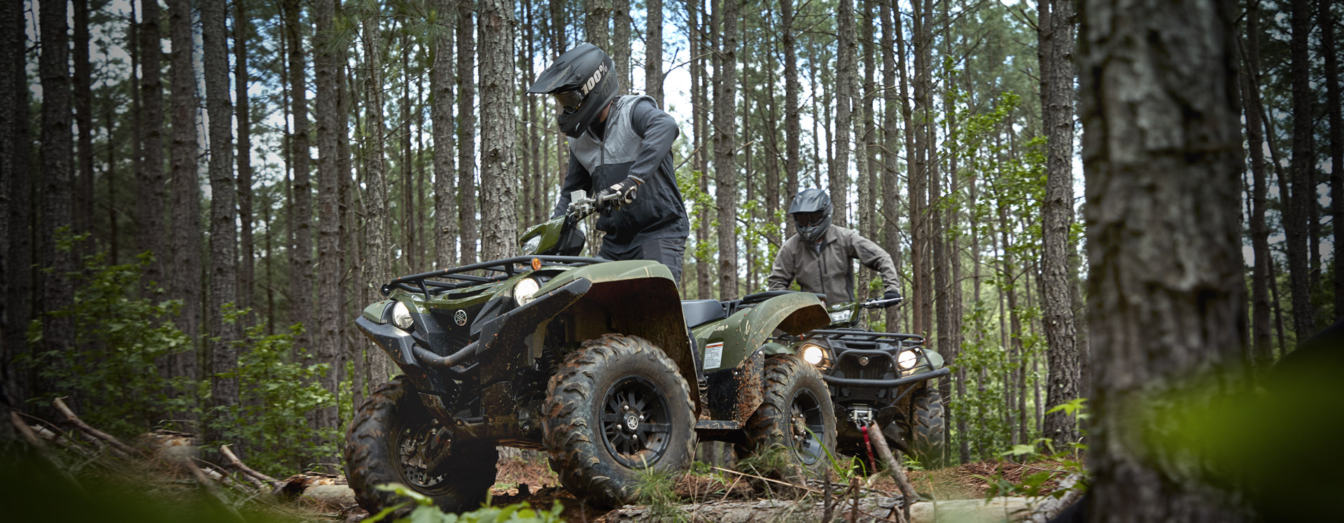 2020 Yamaha Grizzly-Eps