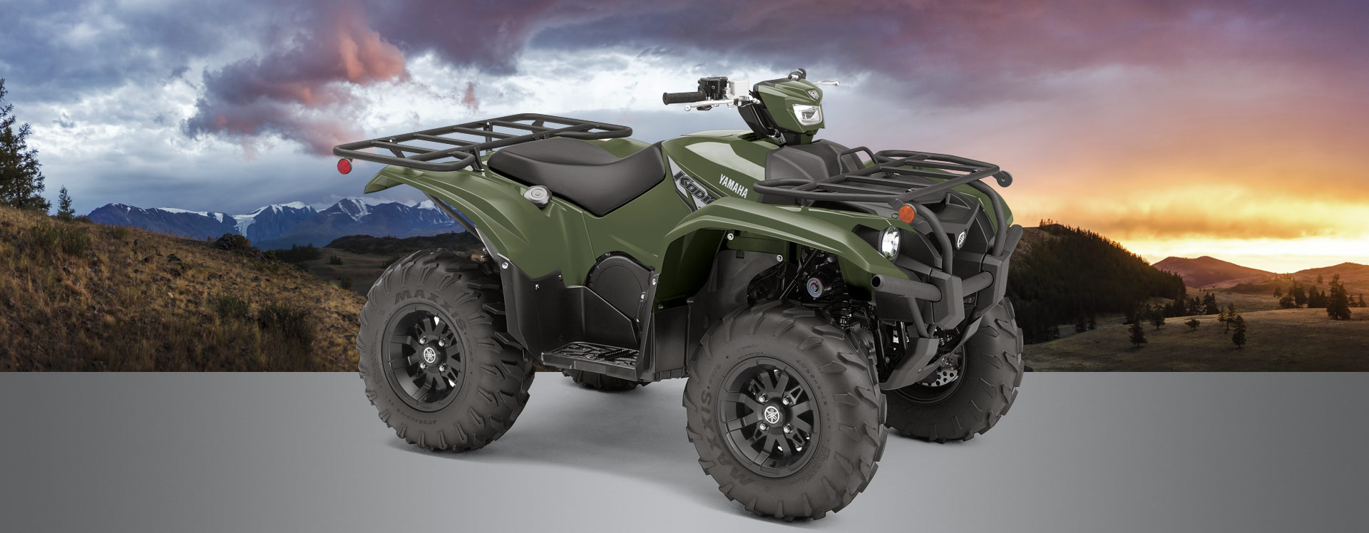 2021 Yamaha Kodiak-700-Eps