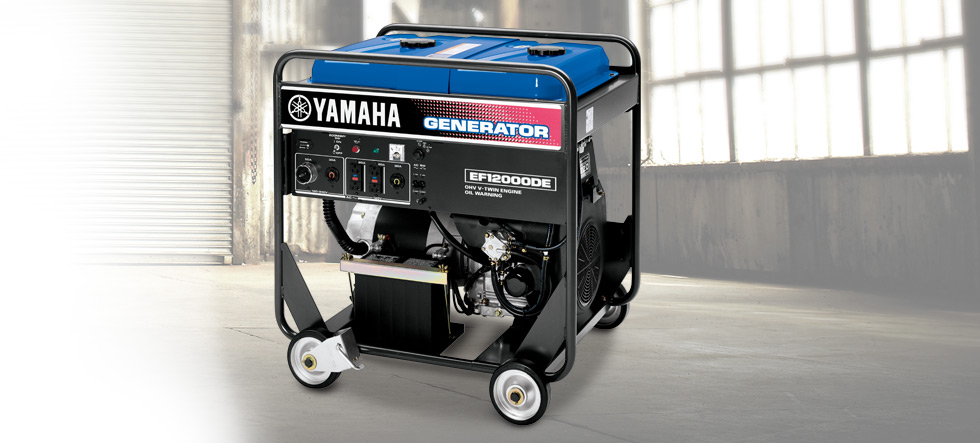 Yamaha ef12000de generator model home for Yamaha parts dealer near me