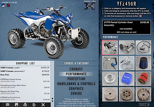 Yamaha Build-Your-Own Preview