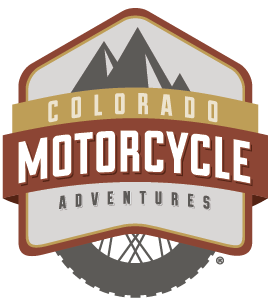 Colorado Motorcycle Adventures - Logo