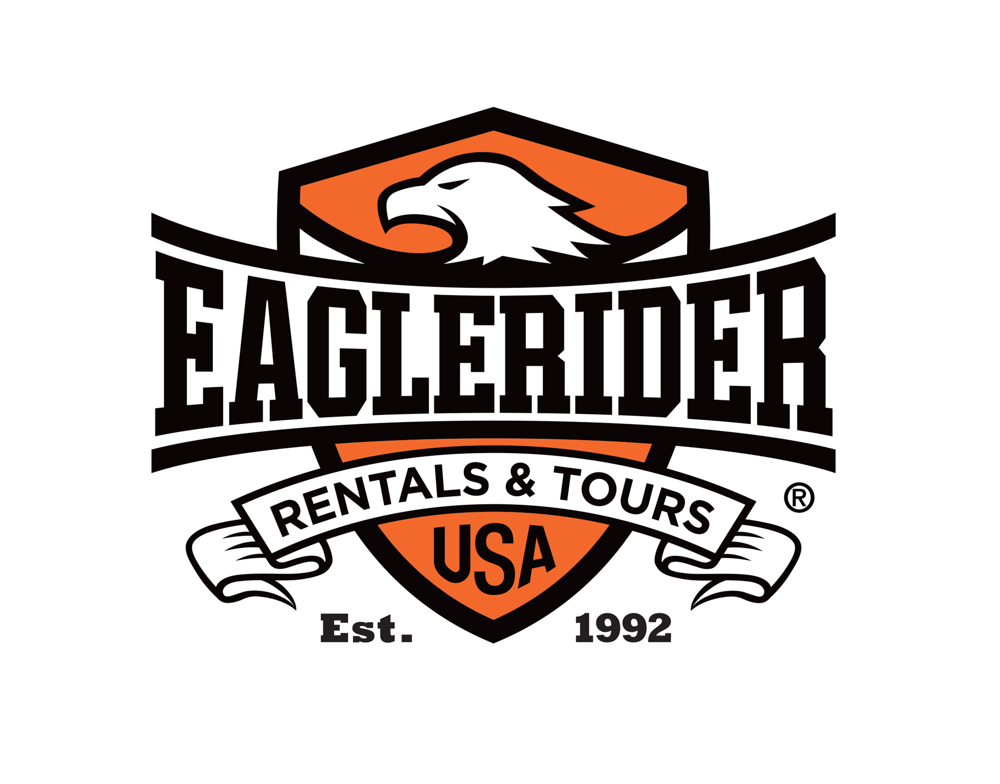 EagleRider Los Angeles - Logo