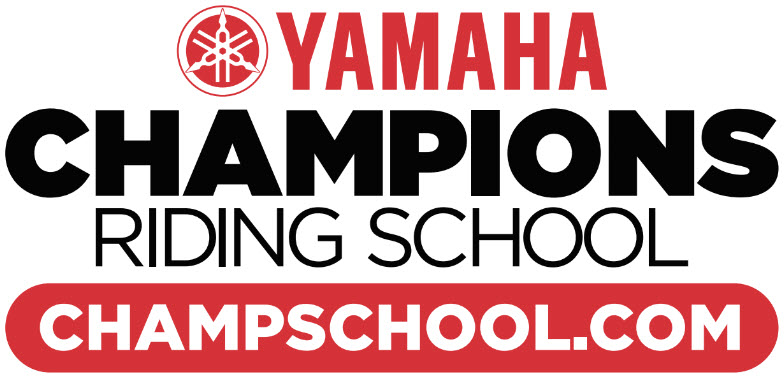 Yamaha Champions Riding School - Logo